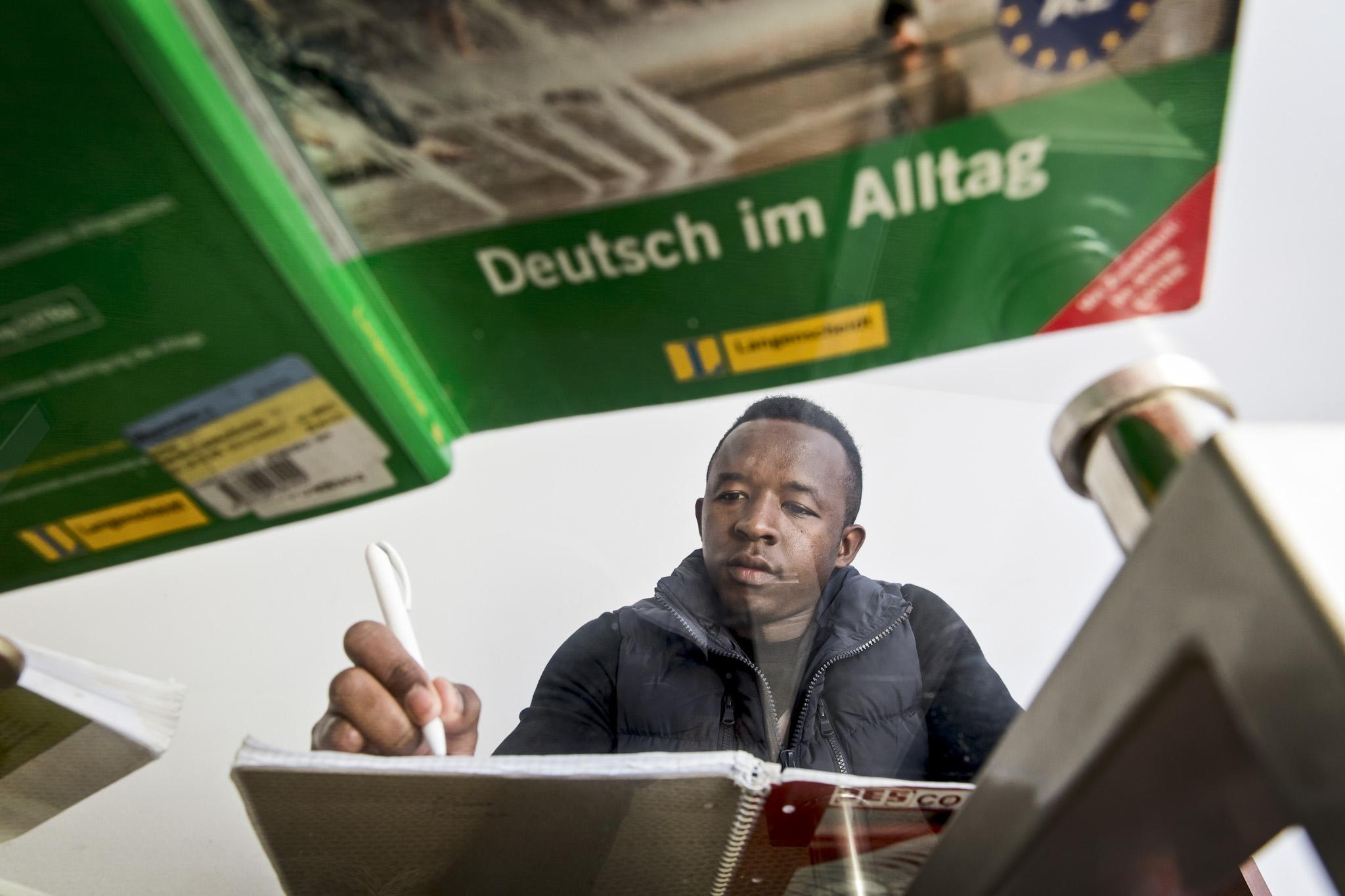 Flüchtling Langschoss