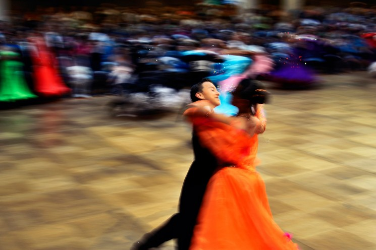 Ballroom dance championships