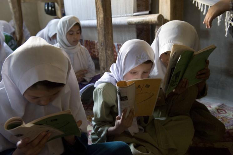 The aid organization OFARIN in Afghanistan