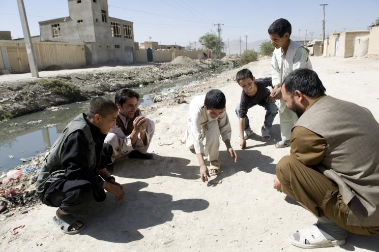 Die Hilfsorganisation OFARIN in Afghanistan