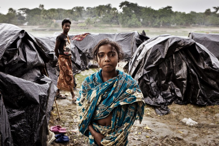 Climate change in Bangladesh