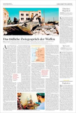 CS Syrien Publikationen