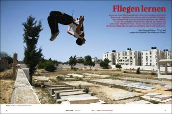 Jugend im Gaza-Streifen