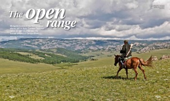 The Open Range