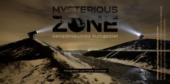 Mysterious Zone - Ausstellung