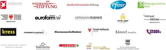 Gabriel Grüner Stiftung Sponsoren