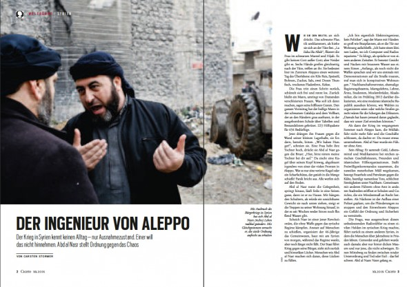 The engineer of Aleppo