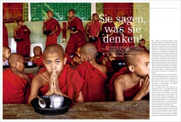 Burma's Ubuntu
