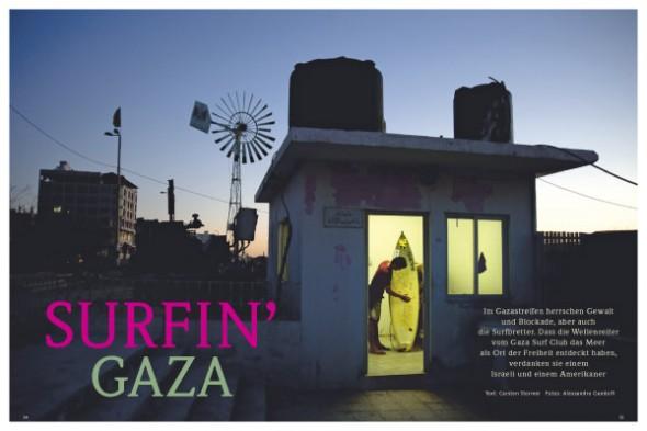 Surfin' Gaza