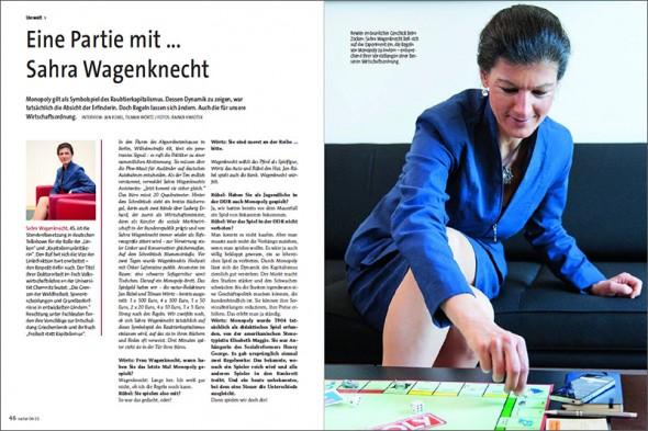 Natur Interview Wagenknecht