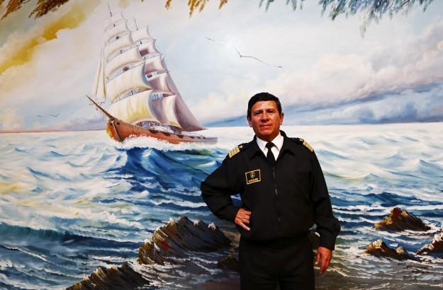 Die bolivianische Kriegsmarine