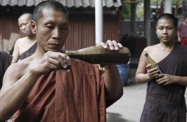 Drogenentzug im Dschungel Thailands