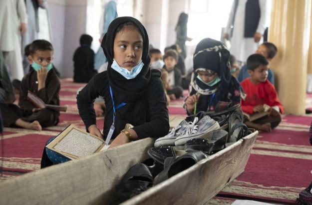 EJC-Serie, Afghanistan, Moschee Kalatscha