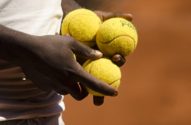Youth tennis in Ethiopia