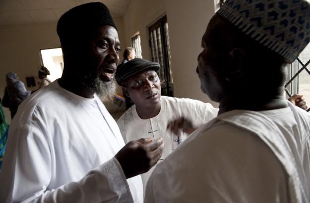 Konfliktlösung im Norden Nigerias