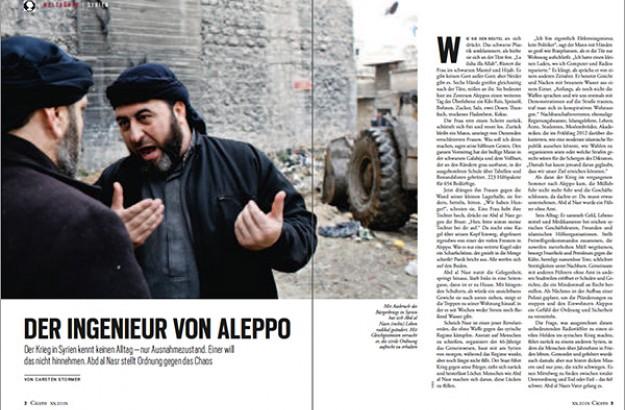 Der Ingenieur von Aleppo